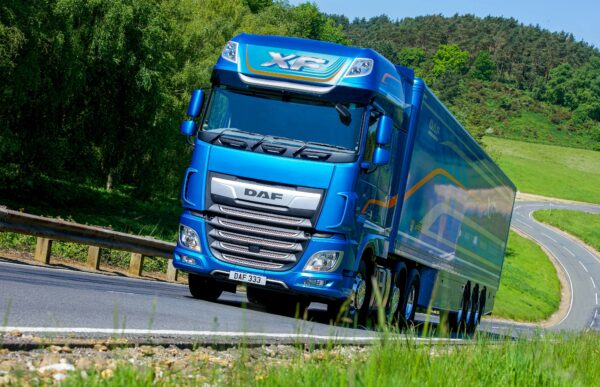 02. DAF XF Fleet Truck of the Year 2021