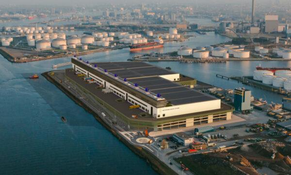 Amsterdam Logistic Cityhub overgenomen door CTP