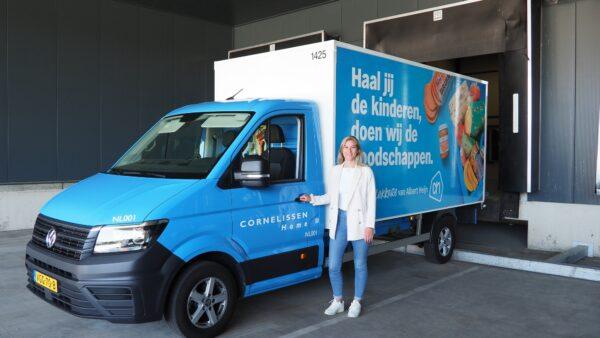 Cornelissen Groep optimaliseert thuisbezorging met Simacan