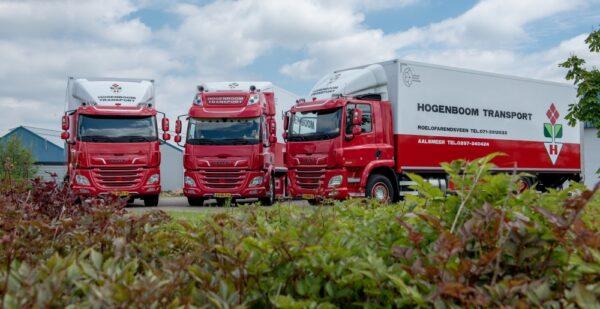 Voor Hogenboom Transport in Roelofarendsveen is de gemakkelijke instap een reden om voor de nieuwe DAF CF te kiezen.