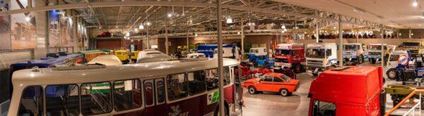 Grotere expositieruimte vernieuwd DAF Museum