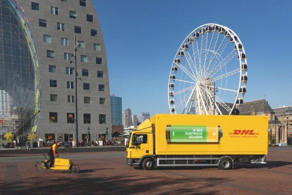 DHL Parcel investeert in 26 nieuwe cityhubs