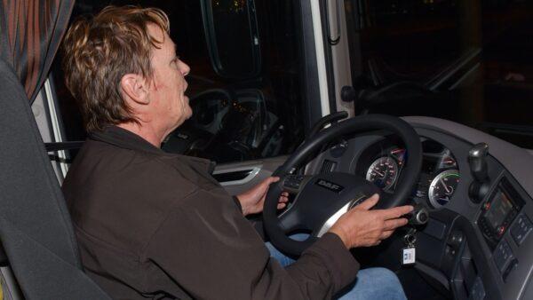 Sector Transport & Logistiek Dag van de Vrachtwagenchauffeur