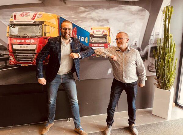 E. van Wijk Group neemt Rugo logistics over
