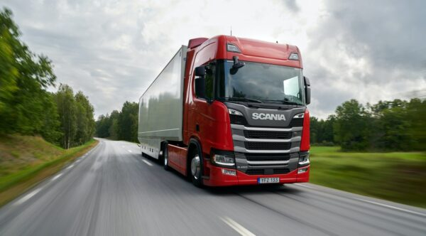 scania driver training Fuel Fighter