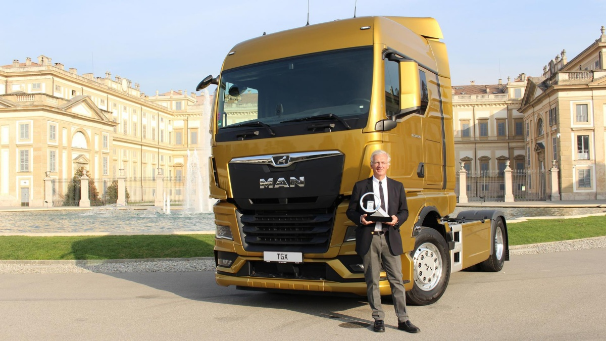 Andreas Tostmann itoy MAN TGX