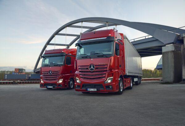 Mercedes-Benz lanceert vlaggenschip Actros L