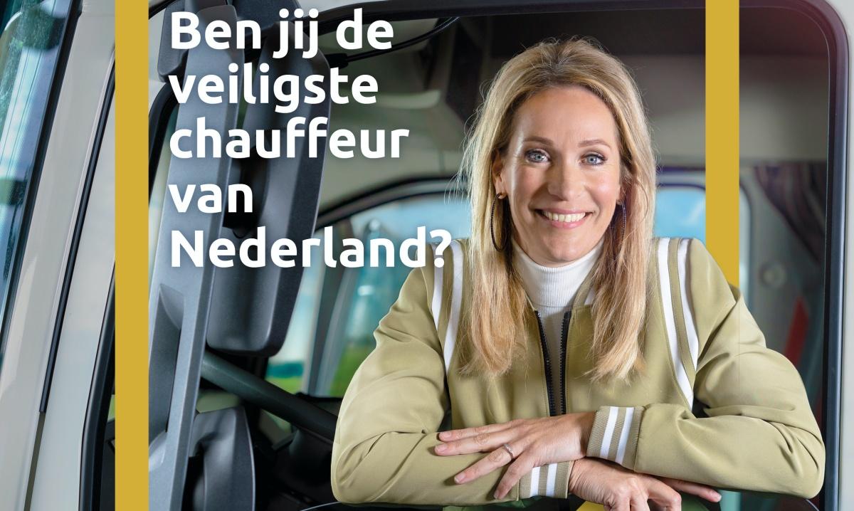 Hélène Hendriks NK Veiligste Chauffeur