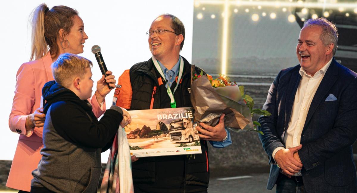 veiligste chauffeur van nederland