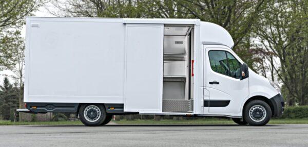 Bestelauto Opel Movano bedrijfswagen