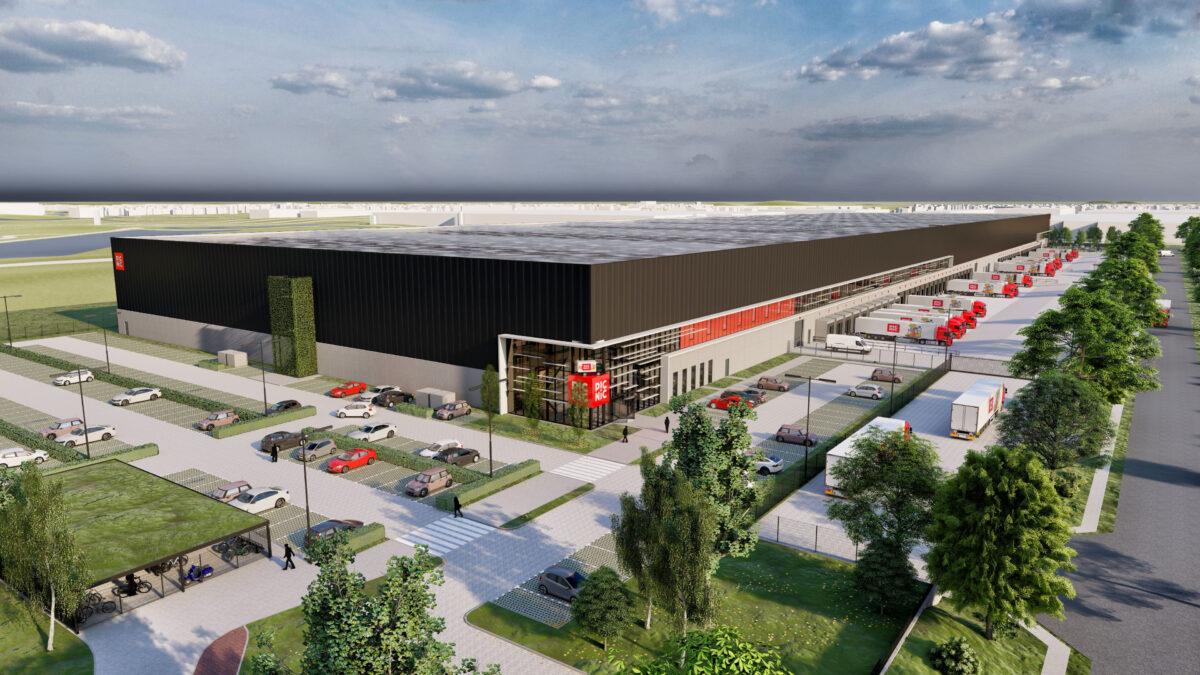 Picnic opent geautomatiseerd fulfilmentcenter in Ridderkerk