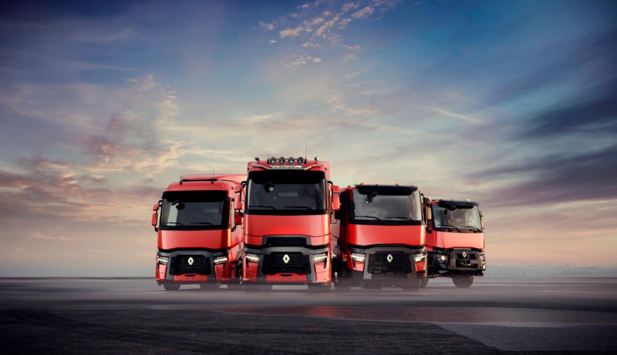 Renault Trucks TCK 2021