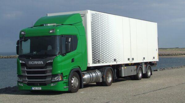 Scania G410 LNG verbruiksgegevens