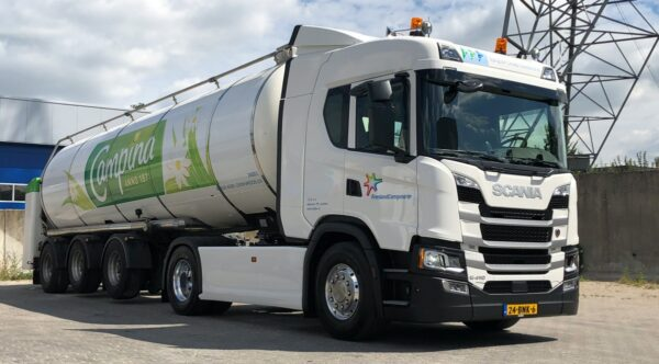 Transport Groep Gelderland Scania G410