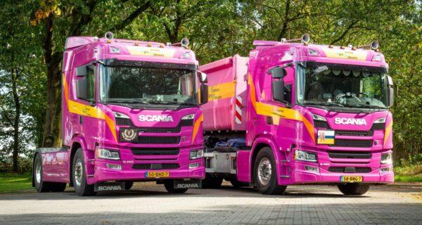 ASN Scania G450
