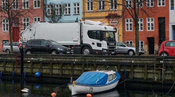 DC07 6 cilinder Scania L-serie