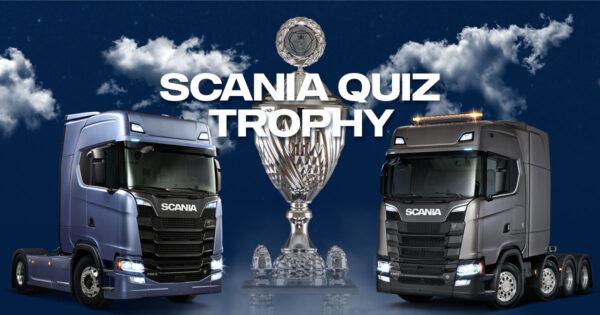 Scania met quiz op zoek naar ultieme Scania-kenner