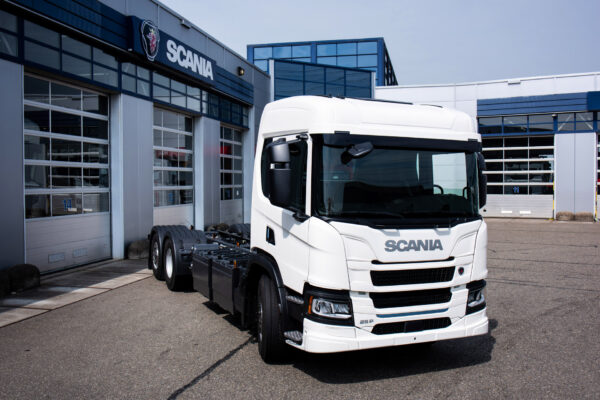 Scania zet vol in op batterij-elektrische voertuigen