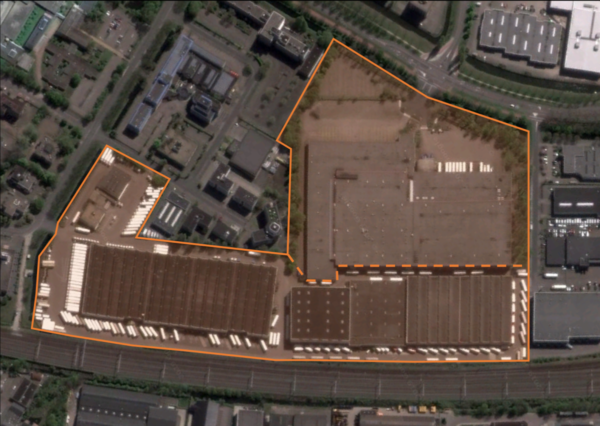Snel Shared Logistics Bijenkorf