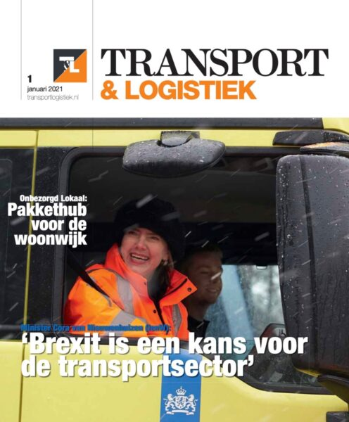 cover Transport & Logistiek 1 2021