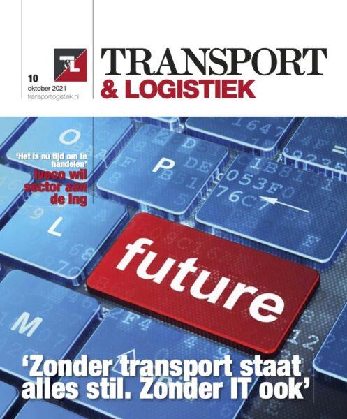 voorkant transport & logistiek 10 2021