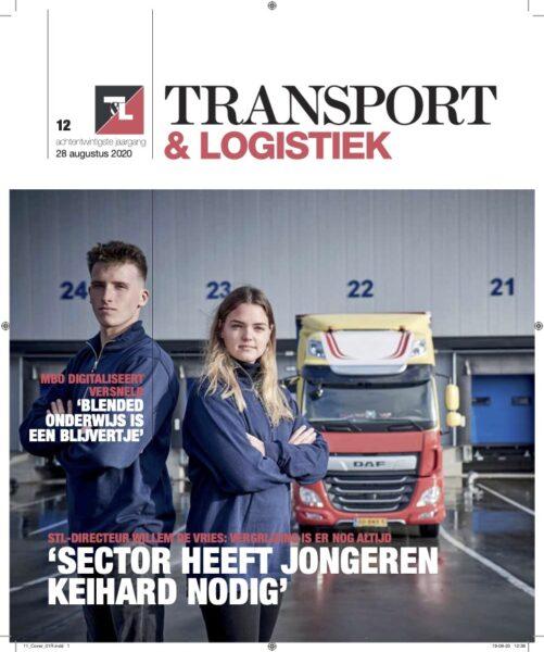 Transport & Logistiek 12 2020 cover