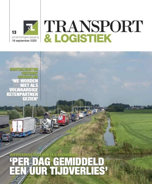 Transport & Logistiek 13 2020 cover