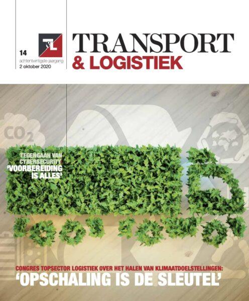 cover Transport & Logistiek 14 2020