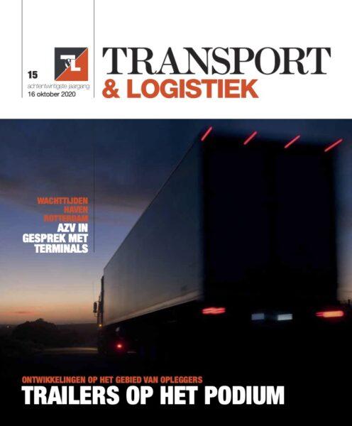 Cover Transport & Logistiek 15 2020