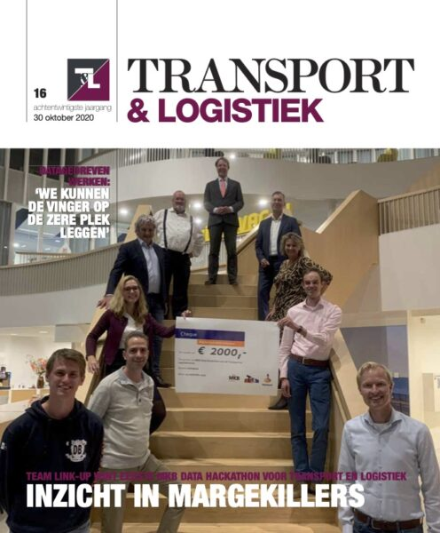 cover Transport & Logistiek 16 2020