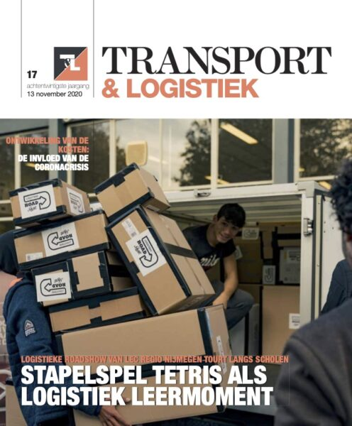 cover Transport & Logistiek 17 2020