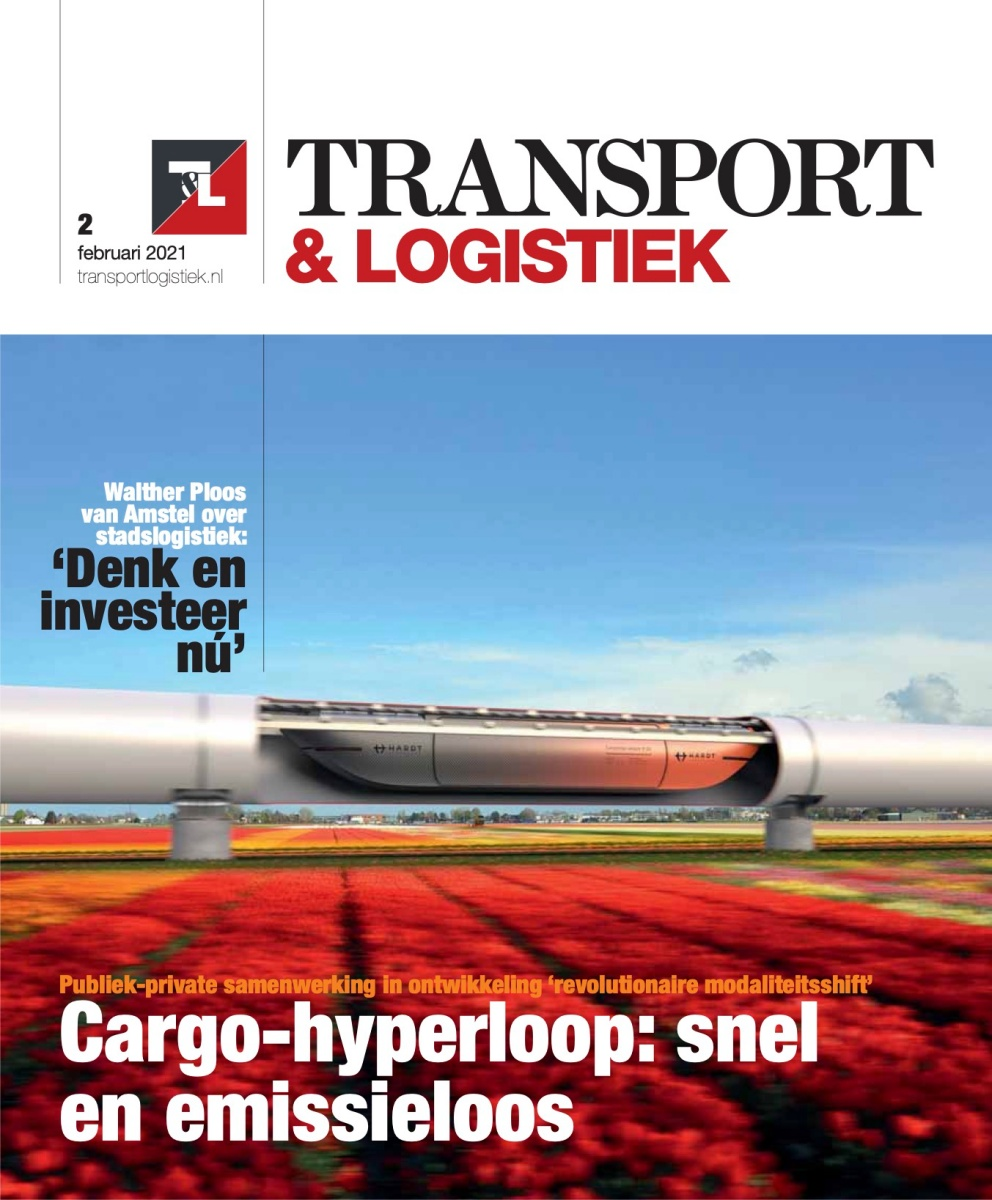 cover Transport & Logistiek 2 2021