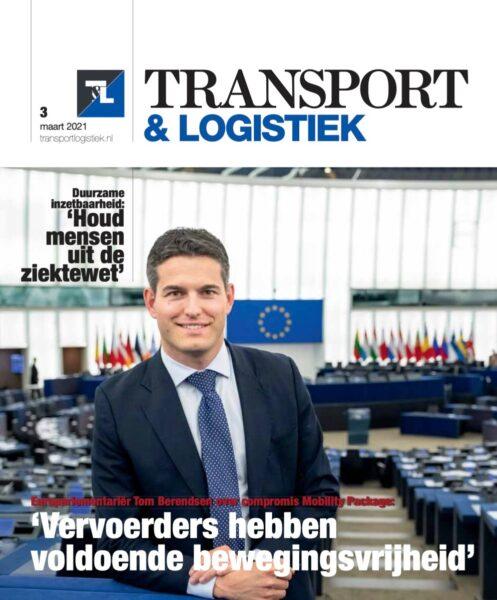 cover Transport & Logistiek 3 2021