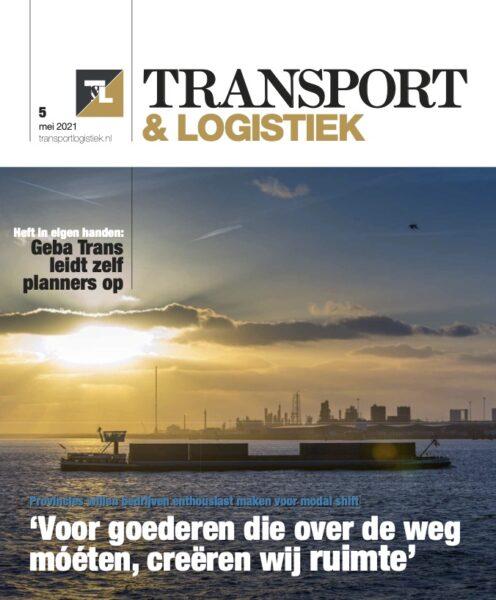 cover Transport & Logistiek 5 2021