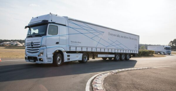 Truck of the Year 2020 Mercedes-Benz Actros