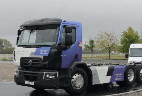 Reductie uitstoot Renault Trucks