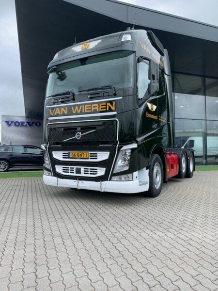 Volvo FH Globetrotter Van Wieren Special