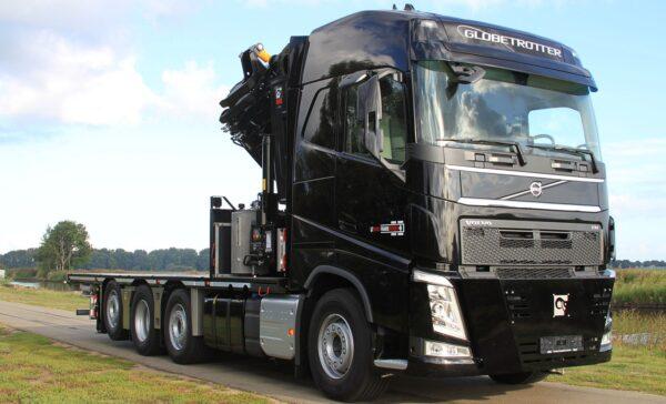 Volvo-10-tons-luchtgeveerde-vooras