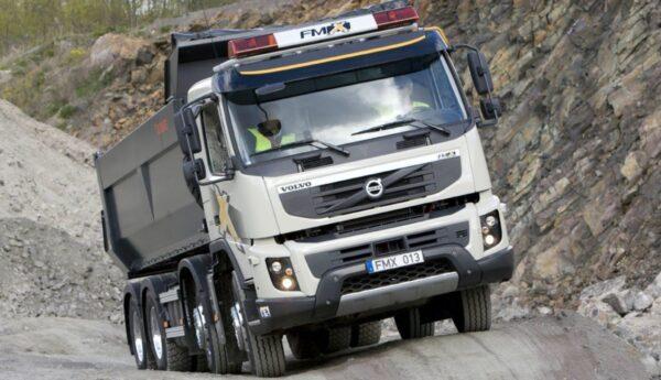 Volvo FMX 10 jaar