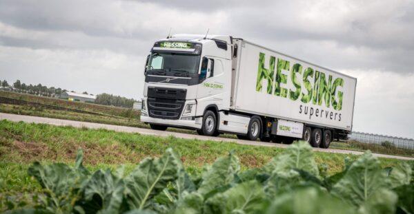 Volvo I-Save Hessing