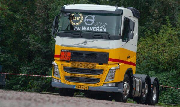 Volvo FH I-Save Van Waveren