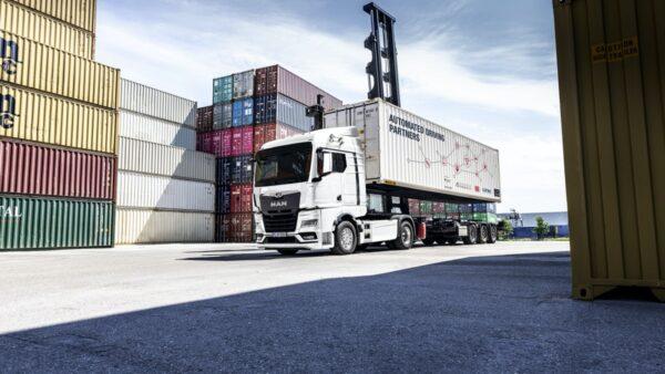 geautomatiseerde truck anita