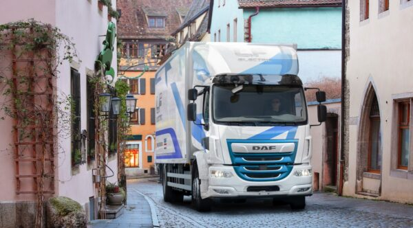 daf lf electric battery competence center