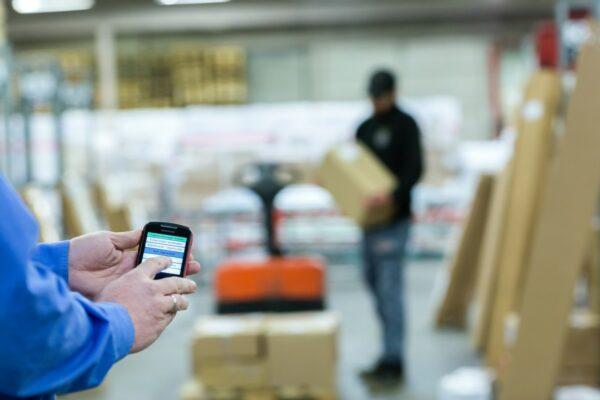 logisticmanager oplossing voor bedrijfsprocessen in transport en logistiek