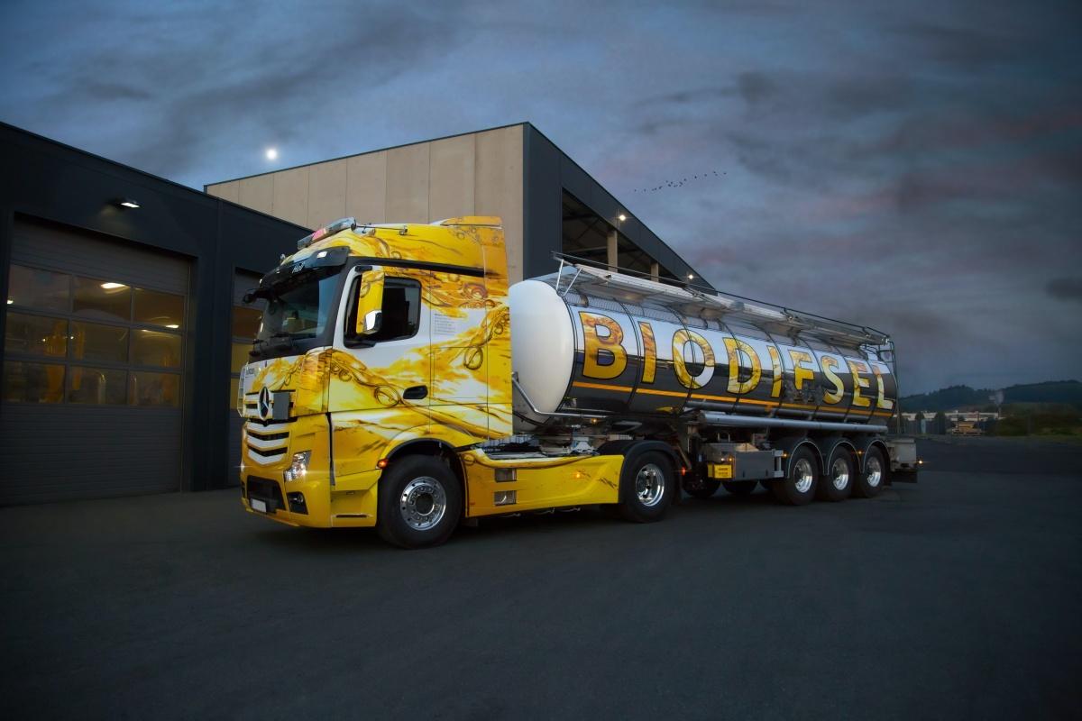 klimaat biodiesel uit afval