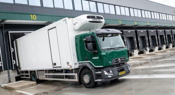 Renault Trucks D 280 4x2 bolk