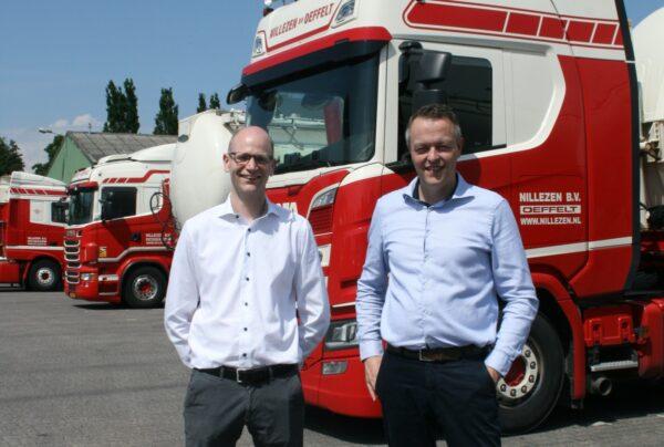 bulkio onlineplatform voor bulktransport