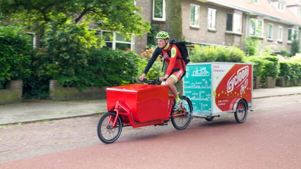 rode cargobike cycloon cargobikes