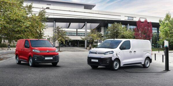 Bestelauto van het Jaar 2020 Citroën