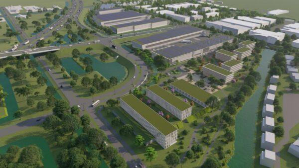 City Logistics Innovation Campus
